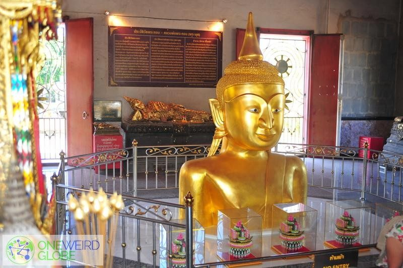 Destination: Wat Prathong and the quirky temple museum