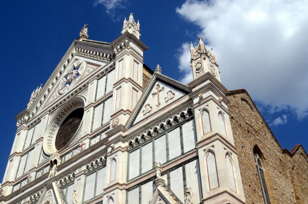 Destination: Basilica di Santa Croce – Home of Dante's Empty Tomb