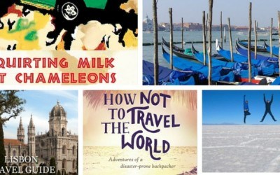 August book reviews: squirting milk at chameleons, living like an Italian, and more