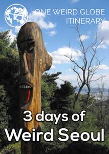 3 days of Weird Seoul PDF 300px