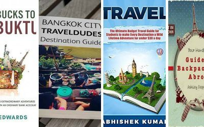 July book reviews: traveling on an extreme budget, an intro to Bangkok, and books for your first trip abroad