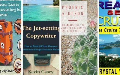 August book reviews: exploring Arizona, becoming a 'jet-setting' copywriter, and more